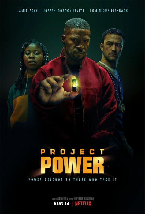 Project Power (mit Jamie Foxx)