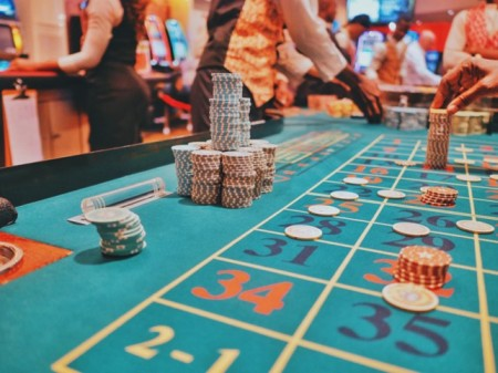 Atmosphäre Casino