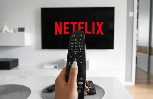 Fernbedienung und Netflix