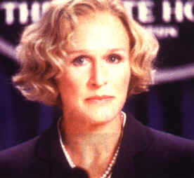 Air Force One (Glenn Close)