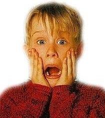 Macaulay Culkin als Kevin
