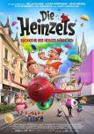 Filmposter von Die Heinzels – Rückkehr der Heinzelmännchen